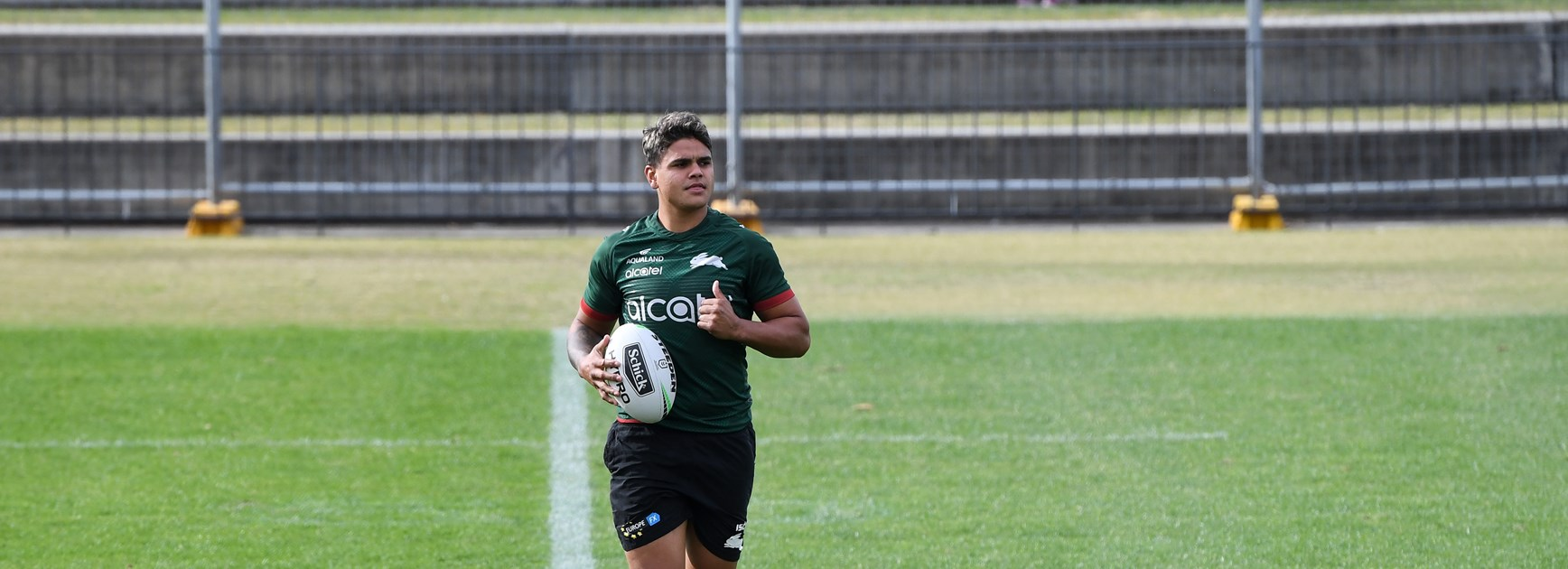 Gagai knows first-hand not to poke 'bear' Mitchell