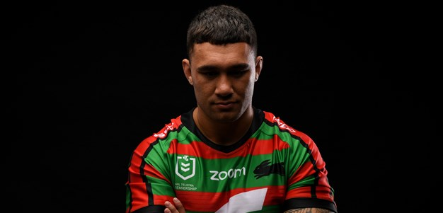 Less hype, more metres: Su'A right at home at Redfern