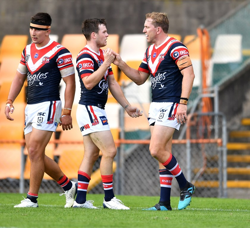 Roosters utility Mitch Aubusson.