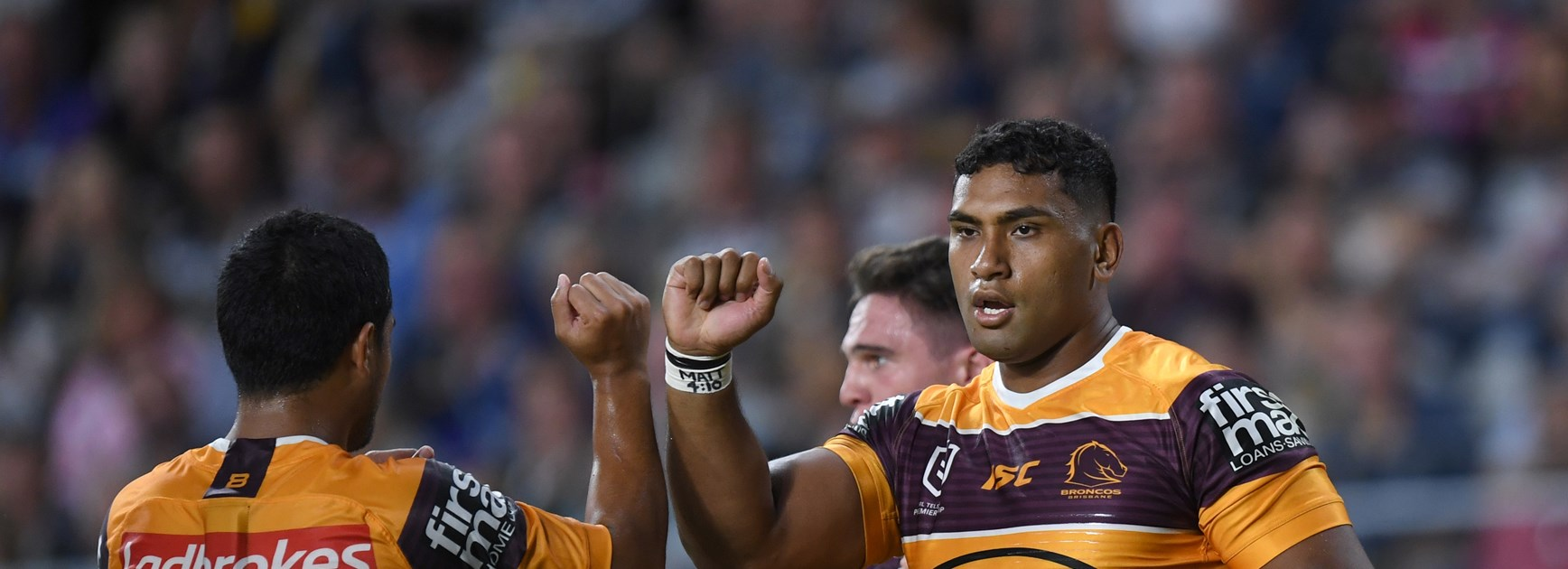Pangai and Cooper unite as two codes lift on back of mateship