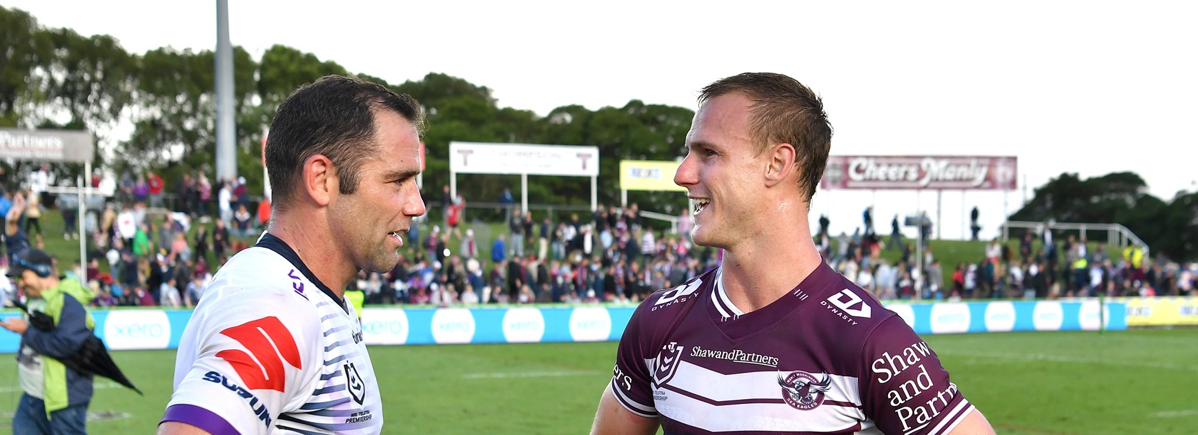 Smith calls on NRL to suspend season; DCE, Mary, Madge happy to play