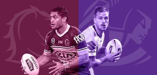 Broncos v Storm: Milford at No.1 as Brisbane ring changes