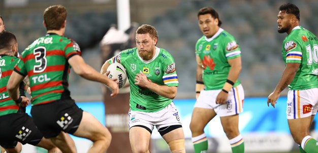 Raiders lose CNK but outlast Rabbitohs in tense struggle