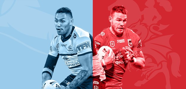 Sharks v Dragons: Finals lure adds spice to local derby