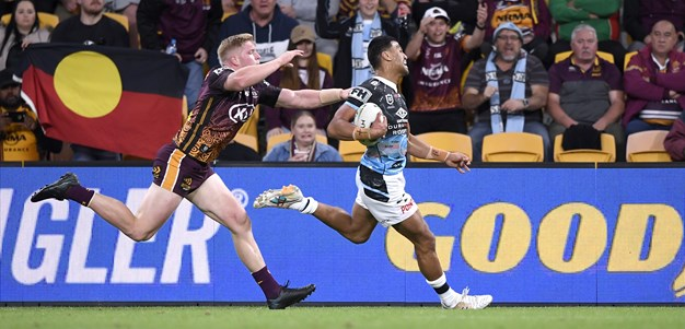 Sharks Stage Late Attack To Win