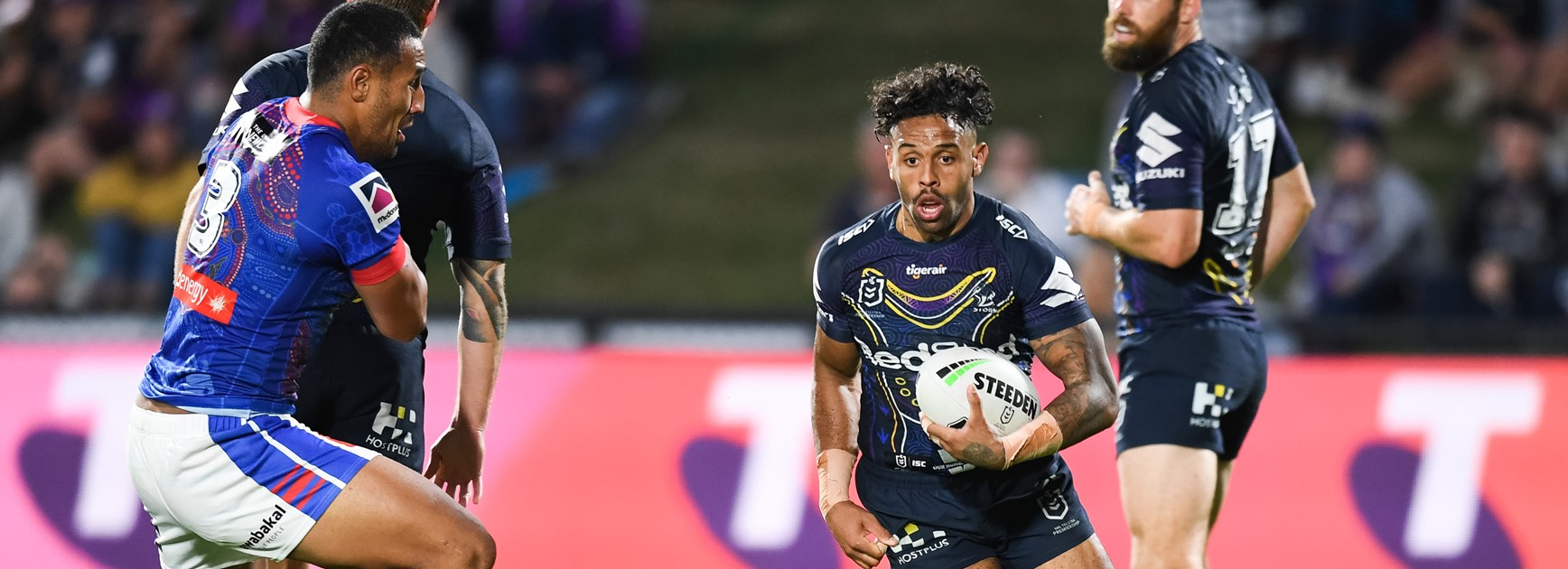 'Pop would be proud as punch': Wally Carr's fighting spirit inspires Storm
