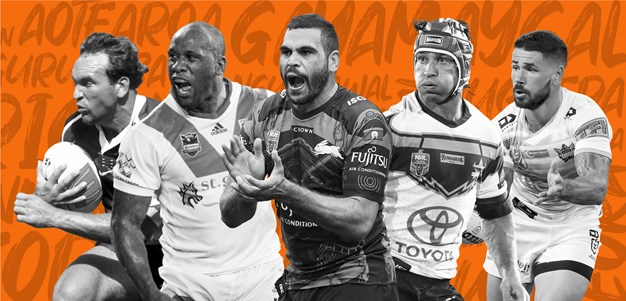 Indigenous Dream Team of past 20 years named