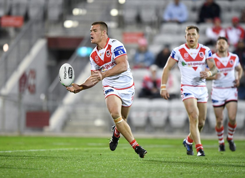 Dragons back-rower Jackson Ford.