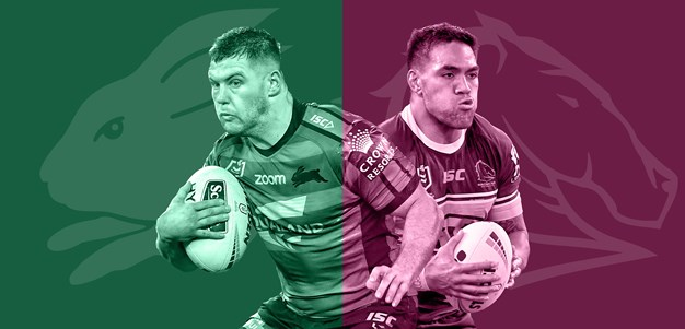 Match Preview: Rabbitohs v Broncos