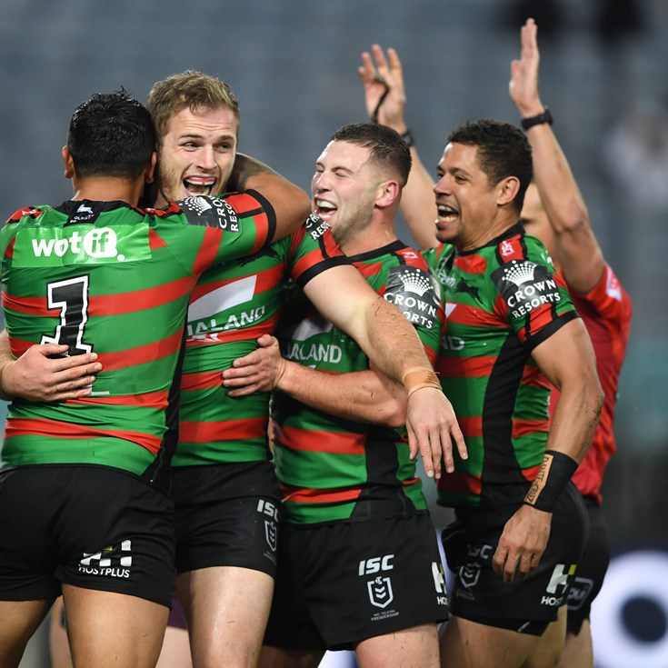 Rabbitohs Run Away With It