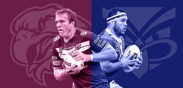 Double blow for Manly