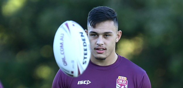 Walters: 'Brilliant' Tino a Maroon in waiting on and off field