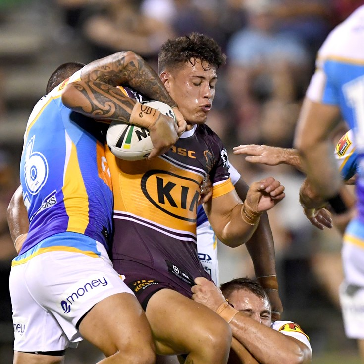 Persistence and Resilience pays off for Riki
