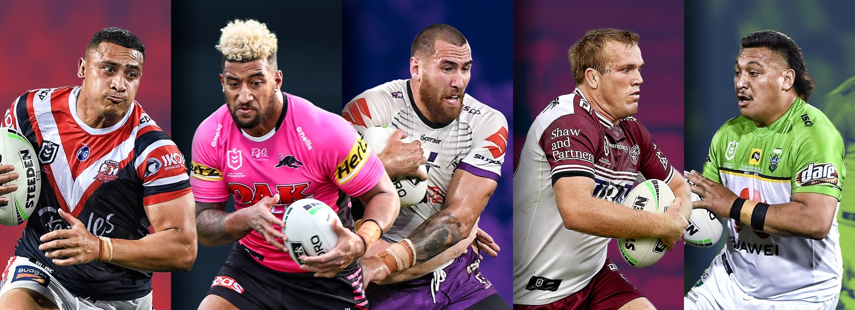 Experts' view: Who's got best forward pack