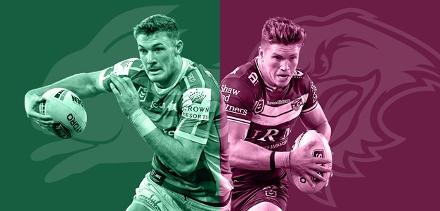 Rabbitohs v Sea Eagles: Knight banned; another Manly fullback out