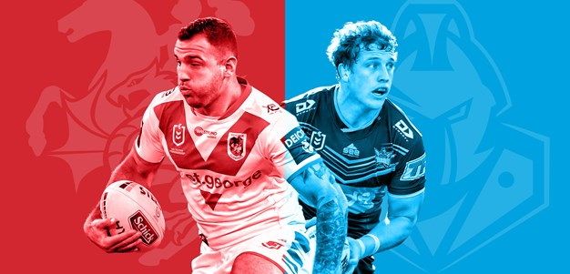 NRL Match Preview: Dragons v Titans