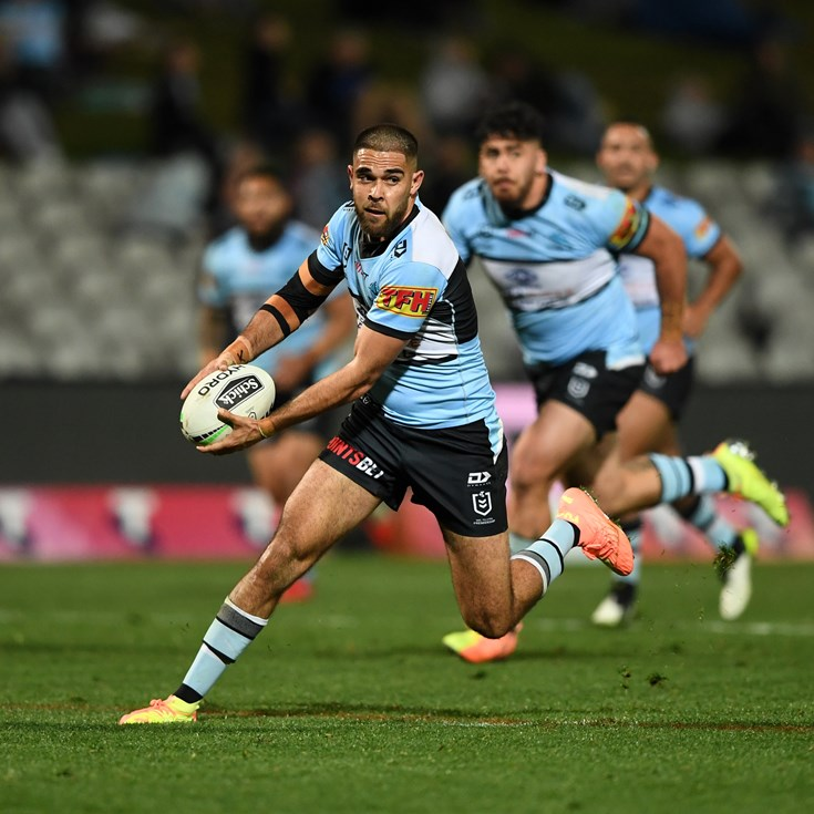 Stat Attack: Kennedy coming into his own as Sharks No.1