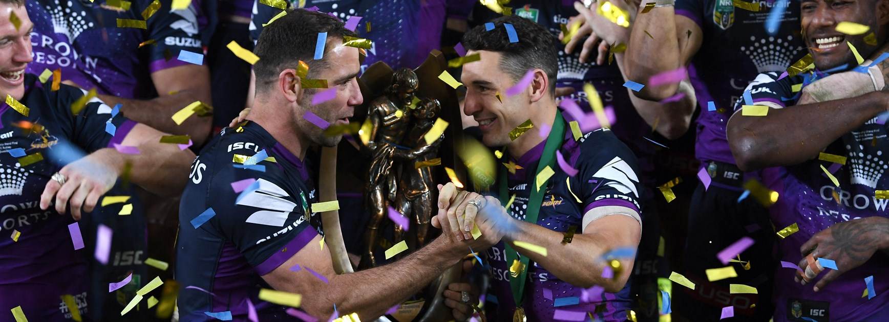 Smith & Slater crowned best dynamic duo of modern era