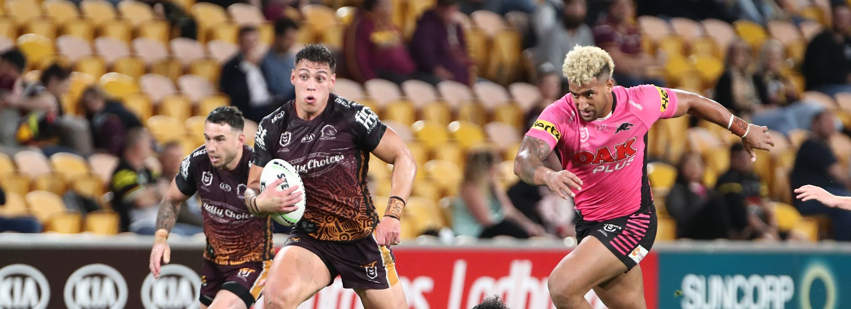 Riki can fill that No.11 jersey: Glenn backs rookie to replace Fifita