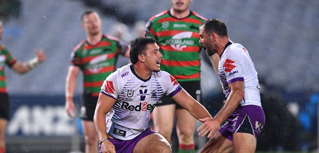 NRL Team of the Week: Round 17 - Young and old alike fire for Storm