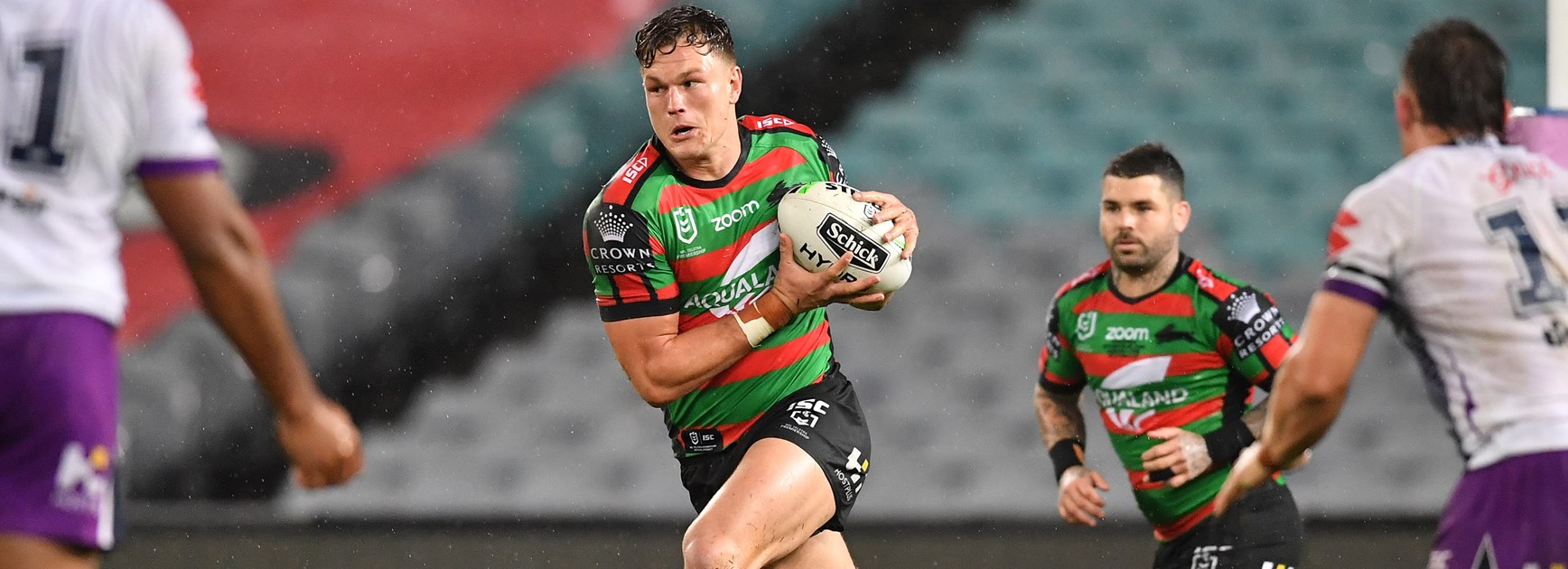 Knight moves: How a teen tennis prodigy became feared NRL enforcer
