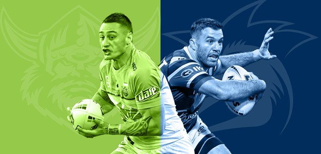 Raiders v Roosters: Scott monitored; Stage set for SBW