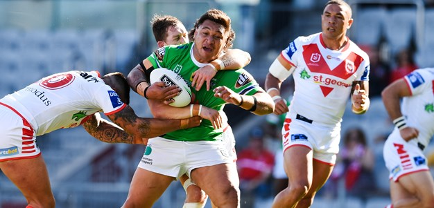 Tackle of the Week: Round 18 - Big Papa's big statement