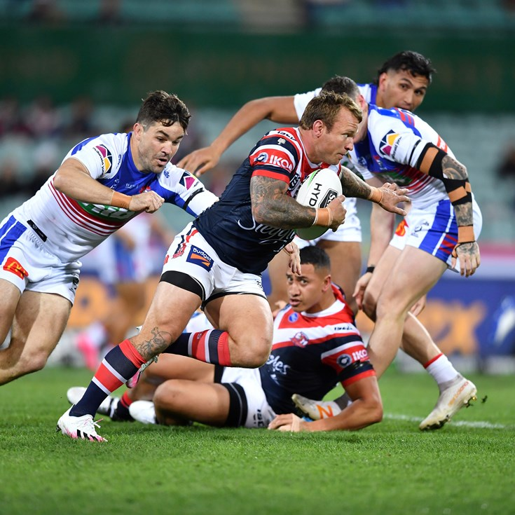 Lifelong Friend: Jake 'all sorted' to stay with Roosters