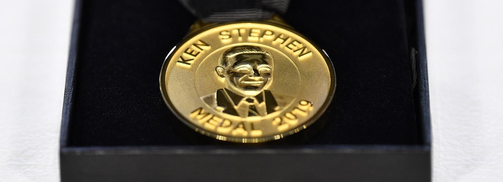 Ken Stephen Medal nominees announced