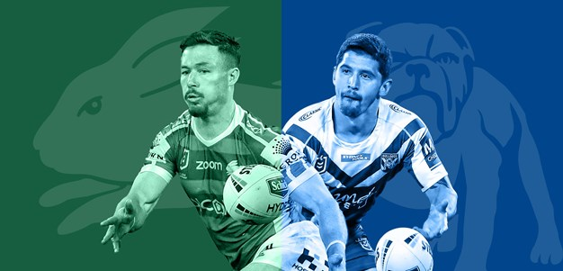 Match Preview Rd 19 vs Bulldogs