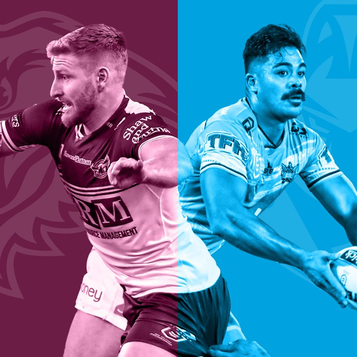 Sea Eagles v Titans: Turbo charge looms; Proctor back from ban
