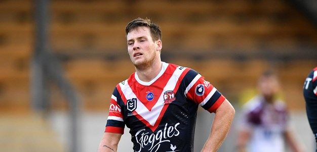 Robinson not about to take Keary to task over botched try