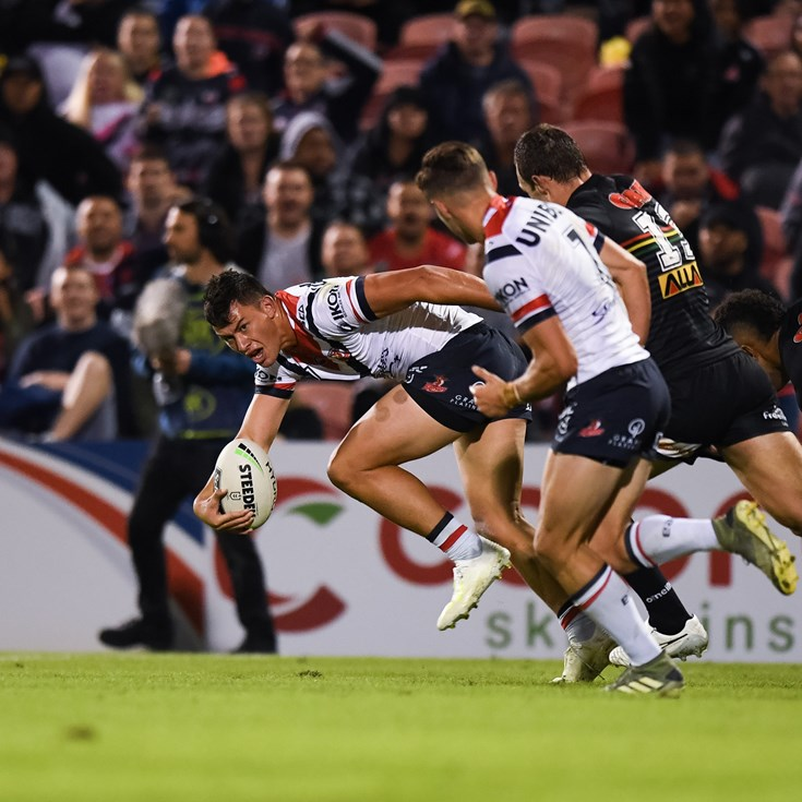 Manu a mano: Joey will be 'trying to dominate' Crichton