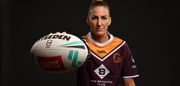 Who's the best player in women's rugby league?