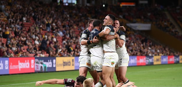 Brisbane get wooden spoon as Cowboys finish on a high