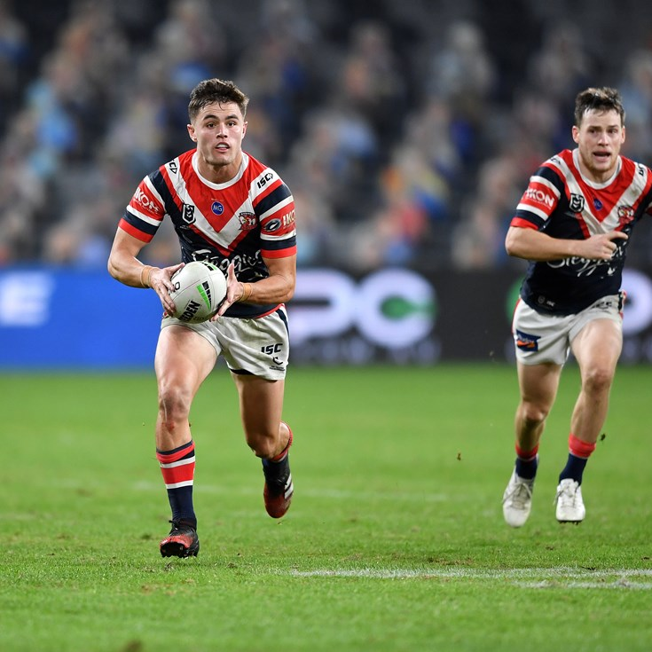 Clash of the sevens: Keary impressed by Cleary, Flanagan