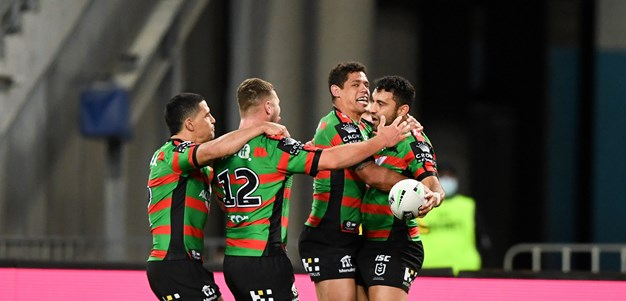 Try of the Week: Round 20 - Red and green machine in overdrive