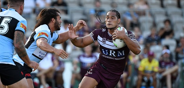 Taupau nominated for Ken Stephen Medal after heroic Samoa campaign