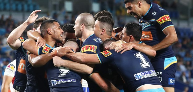 NRL.com Stat Attack: Titans stamp finals credentials