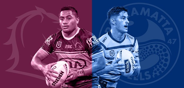 Broncos v Eels: Lodge likely; Mahoney to start
