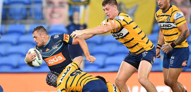 Competition delay cruel twist of fate for Jolliffe after breaking into NRL