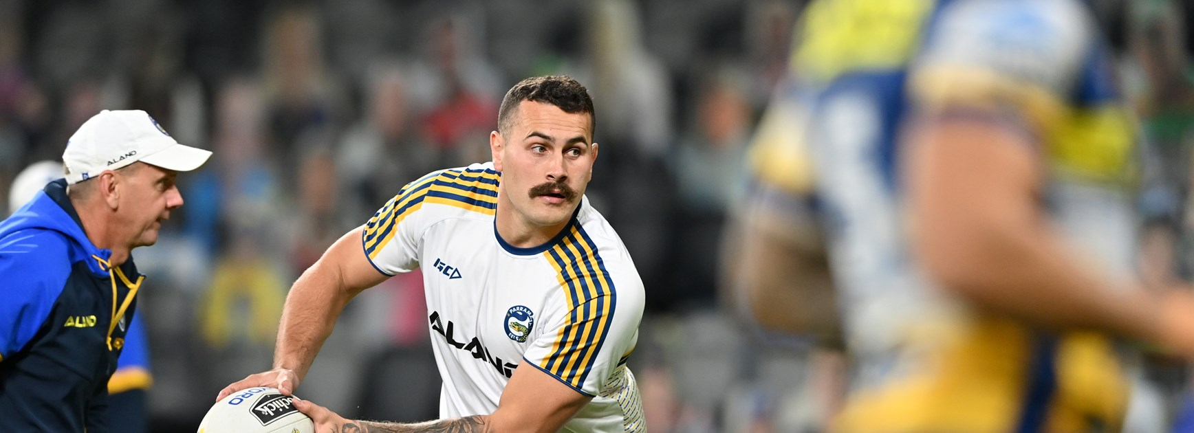 How RCG put Arthur on the rocks before Eels gave him starring role