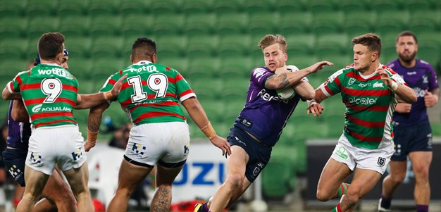 Munster shines as Storm continue dominance over Rabbitohs