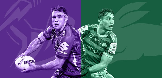 Storm v Rabbitohs: NAS suspended; Roberts unlikely