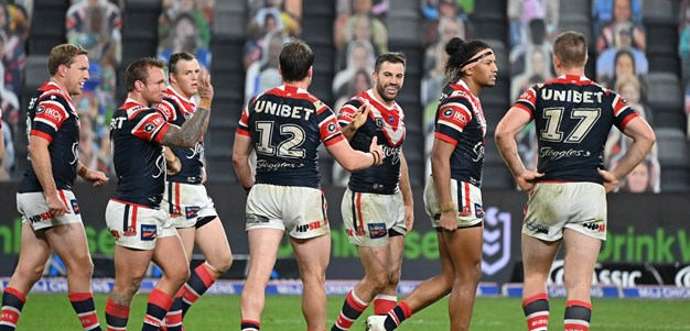 Sydney Roosters 2021 draw snapshot