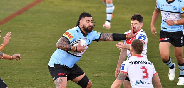 Bulked-up Fifita rejects claims he's unfit