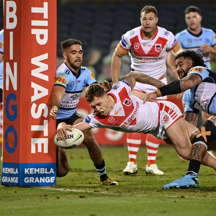 Sharks' catch for '22: McInnes locks in for four years