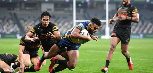 Eels power home to take honours in epic battle of the west