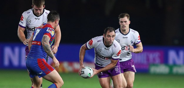 Smith all class as Storm defy Knights