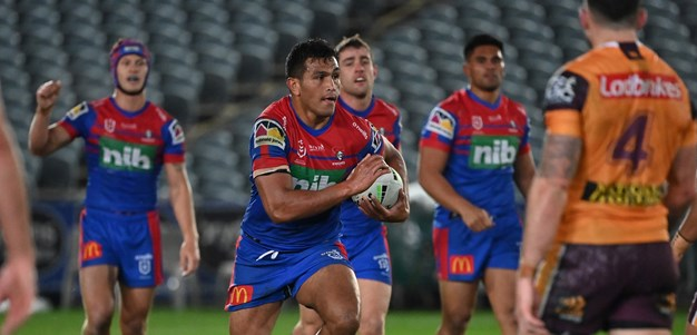 Determined Knights Dominate Broncos